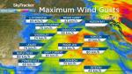 Saskatoon weather outlook: arctic invasion after blast of wind